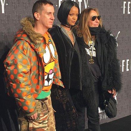 8 фактов о показе коллекции Рианны для Puma на Неделе моды в Нью-Йорке