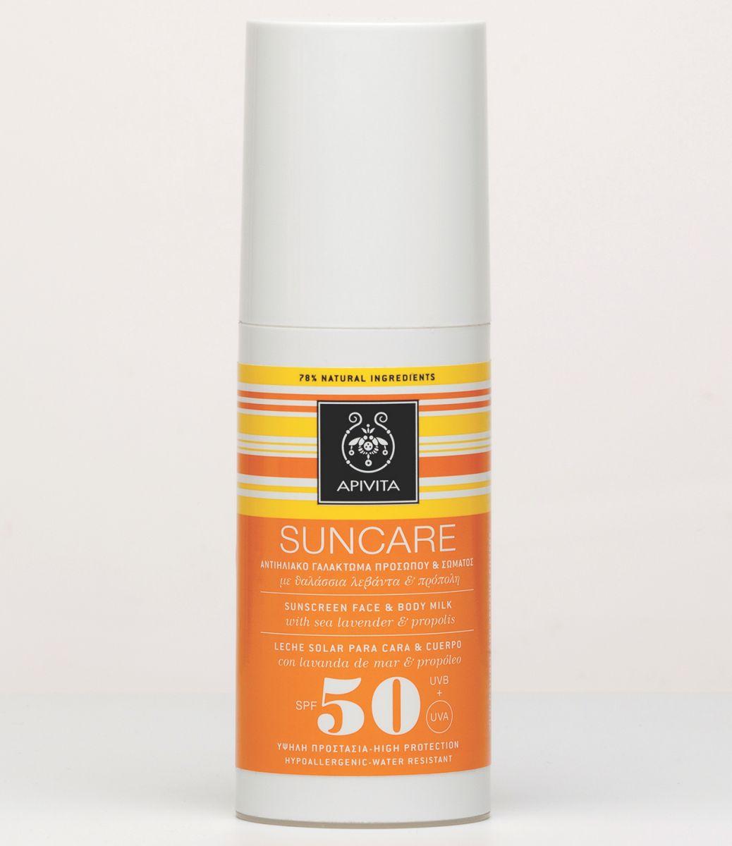 Под теплыми лучами: солнцезащитная линия SUNCARE от APIVITA - найди средство для себя