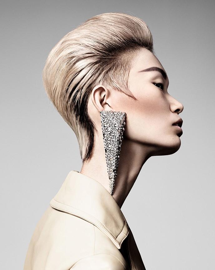 Семь самых актуальных стрижек по версии американского стилиста Роландо Бошама в Vogue China