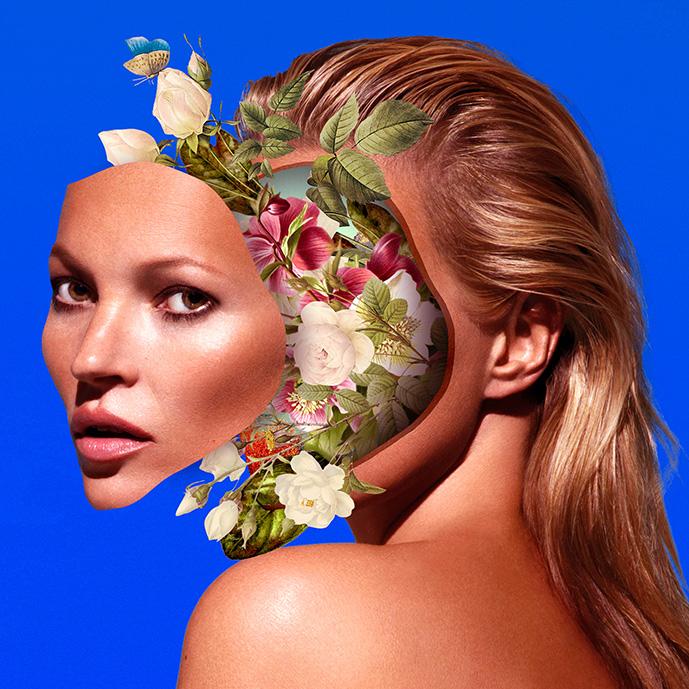 Цветы внутри: сюрреалистично-красивые портреты знаменитостей от художника Марсело Монреаля