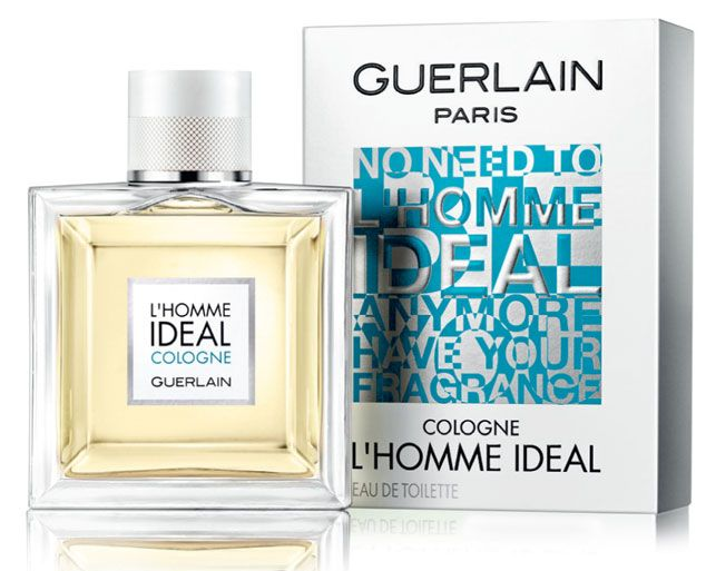 Аромат Guerlain L'Homme Ideal Cologne