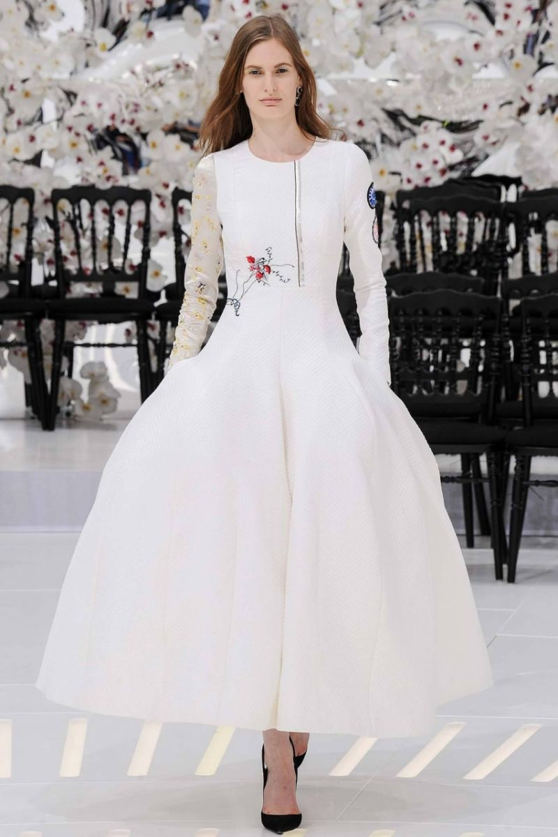 Christian Dior haute couture 2014 фото