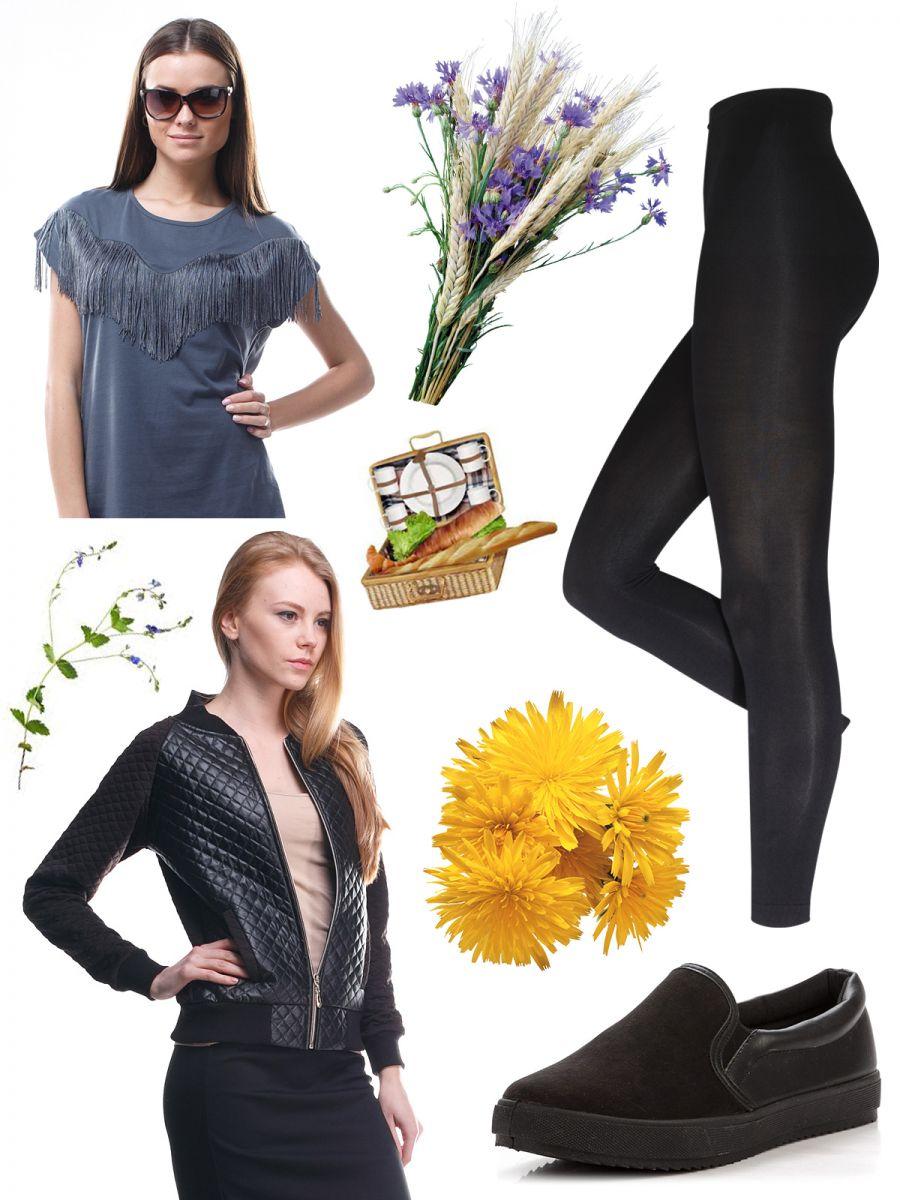 Принарядись! 3 модных образа на майские праздники