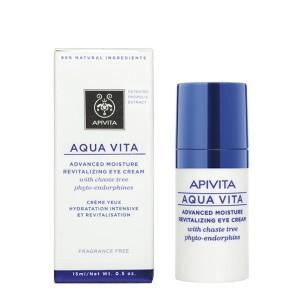 Оздоравливающий крем для кожи вокруг глаз с авраамовым деревом и иглицей Aqua Vita