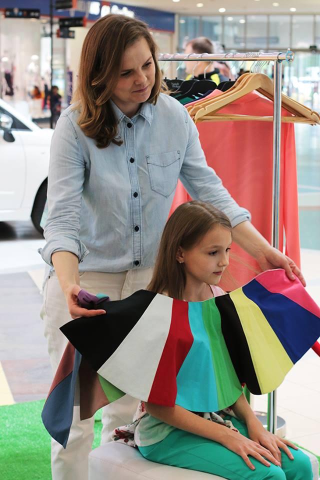 """Fashion Point в ТРК """"Проспект"""": цвета, создающие летний образ"""