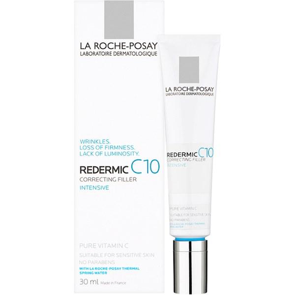 Былая молодость: Redermic C10 - антиоксидантная новинка от La Roche-Posay
