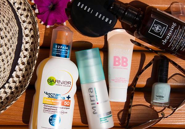 Бьюти-блогер советует: must-have косметика на лета 2015