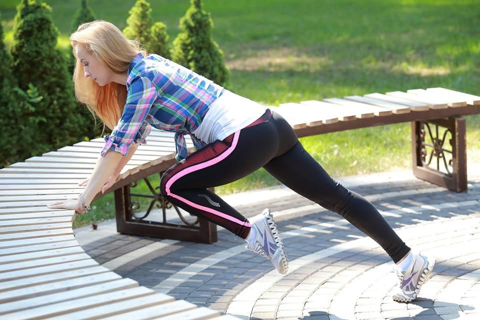 Стань альпинистом: упражнение для свежего воздуха