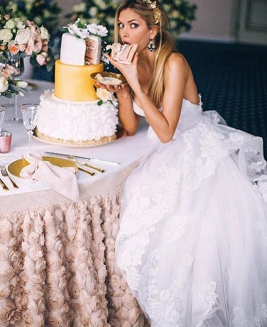 Вера, София, любовь: битва свадебных фото Веры Брежневой и Софии Вергары - кто круче?
