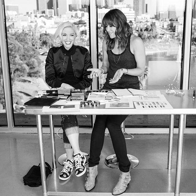 Urban Decay в коллаборации с Гвен Стефани создают коллекцию средств для макияжа