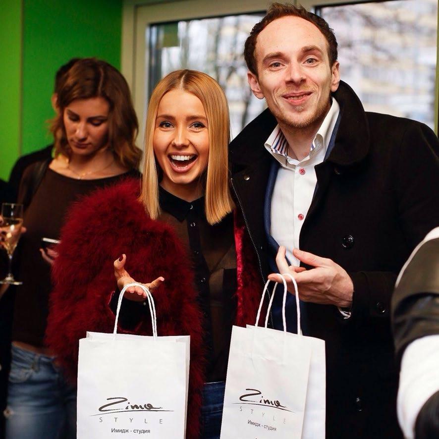 Распахнули двери: в Киеве открылась имидж-студия Zima style