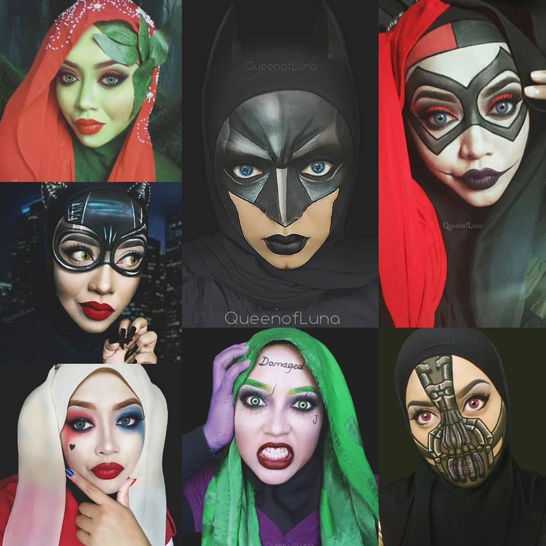 Добро пожаловать в сказку: визажистка виртуозно превращает себя в сказочных героинь