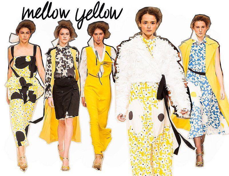 Образ дня: Катя Осадчая в платье украинского бренда POUSTOVIT