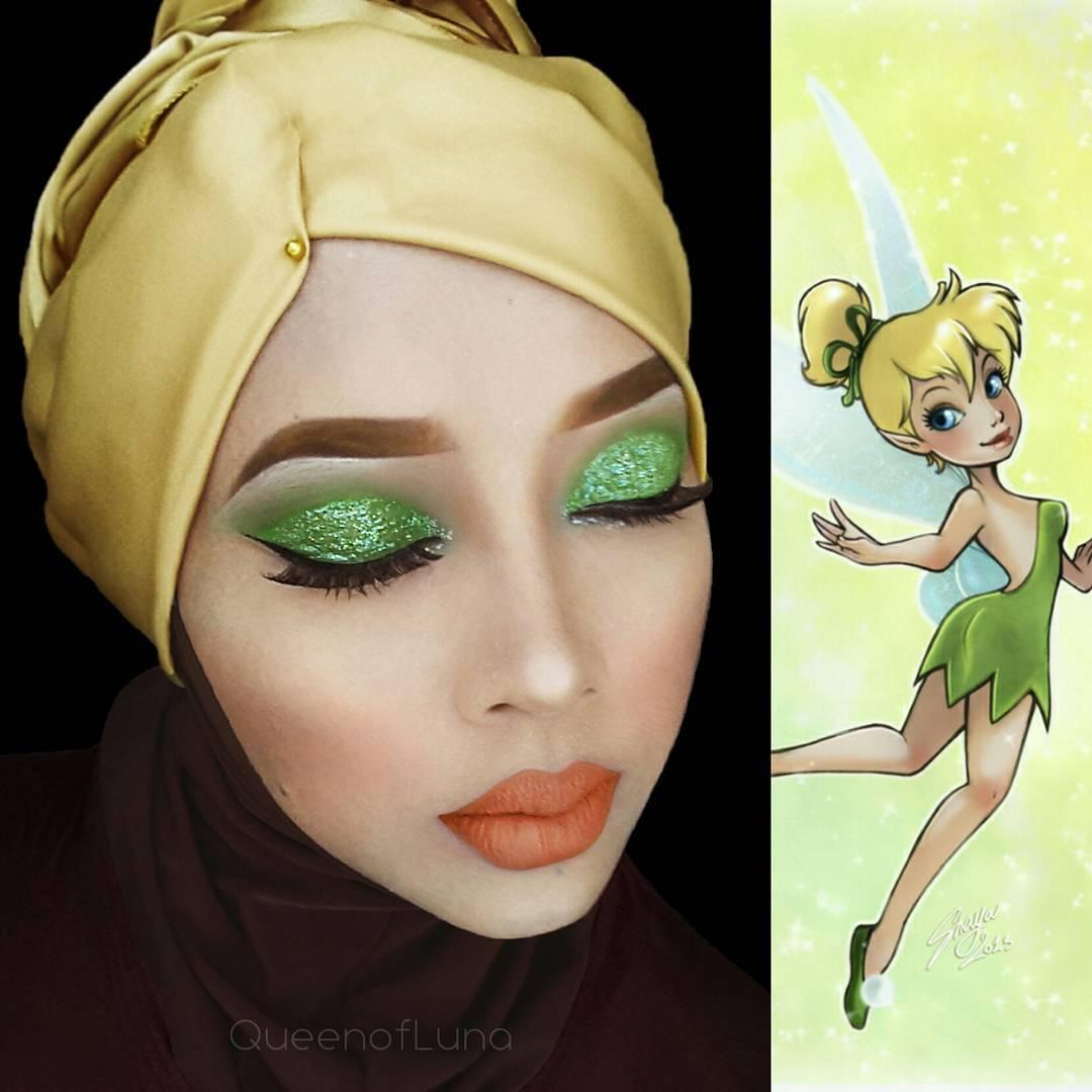 макияж трансформации фото