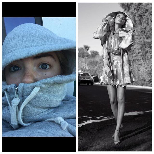 Ожидание/реальность: Кейт Аптон показала как отличается ее реальные фото от журнальных