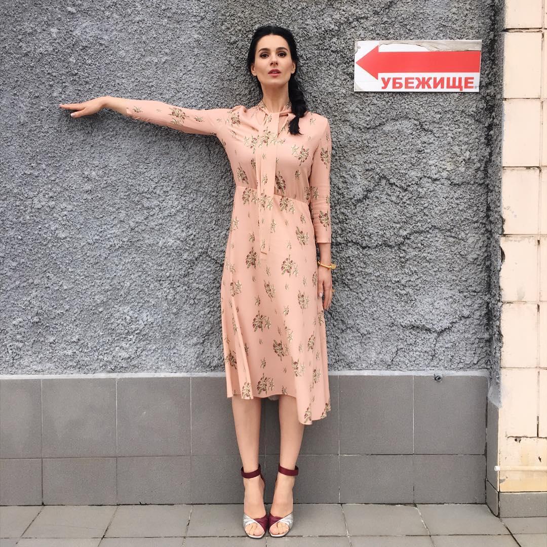 Маша Ефросинина: лучшие образы и правила жизни ведущей