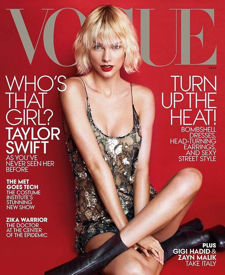 Белее некуда: Тейлор Свифт перекрасилась в платиновую блондинку фото