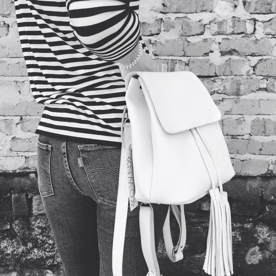 Подсказки стилиста: самые модные рюкзаки от украинских брендов фото