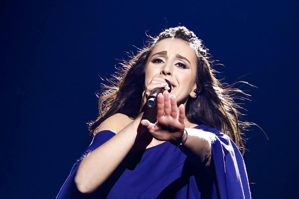Джамала Евровидение 2016 фото интервью
