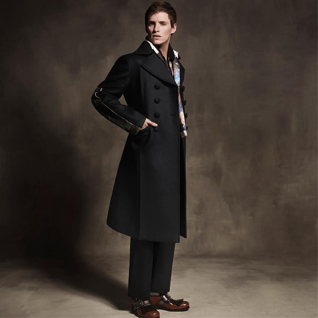 Его новая вселенная: Эдди Редмэйн стал лицом рекламной кампании Дома Prada