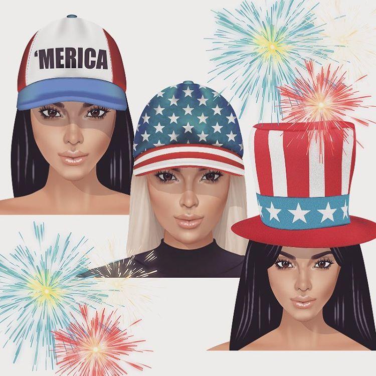Новое реалити-шоу: Ким Кардашьян устраивает битву beauty-блогеров