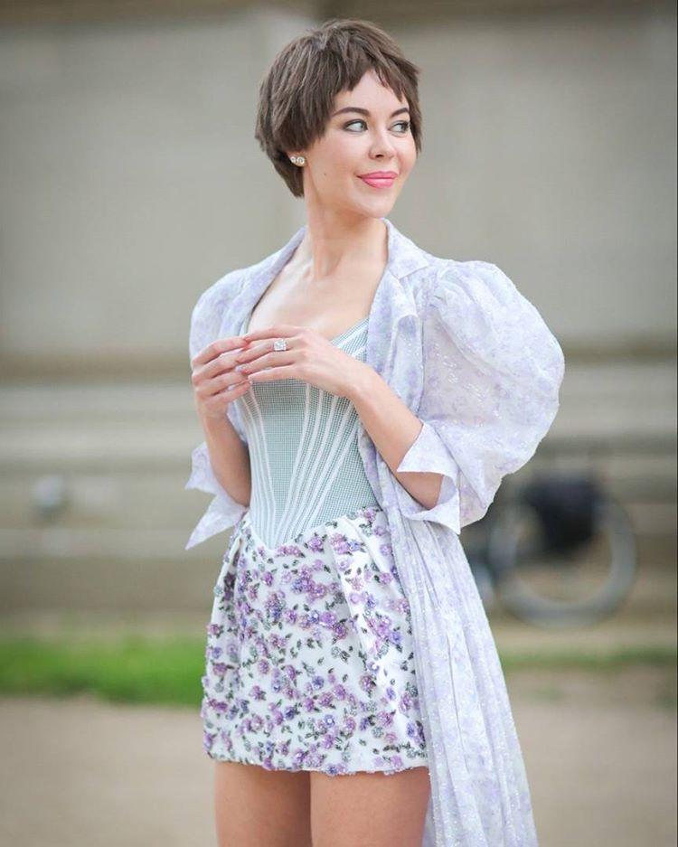 Ulyana Sergeenko Haute Couture осень-зима 2016/17