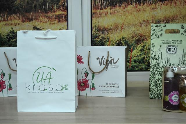 Где попробовать ВСЕ украинские бренды косметики за 10 минут