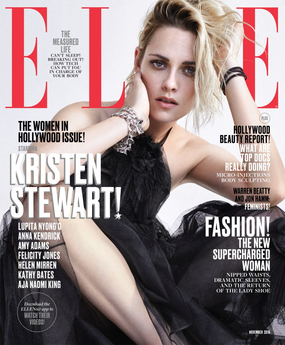 Кристен Стюарт в Chanel, Эми Адамс в Calvin Klein и другие дивы: Лучшие женщины в Голливуде снялись в стильном фотосете (ФОТО)