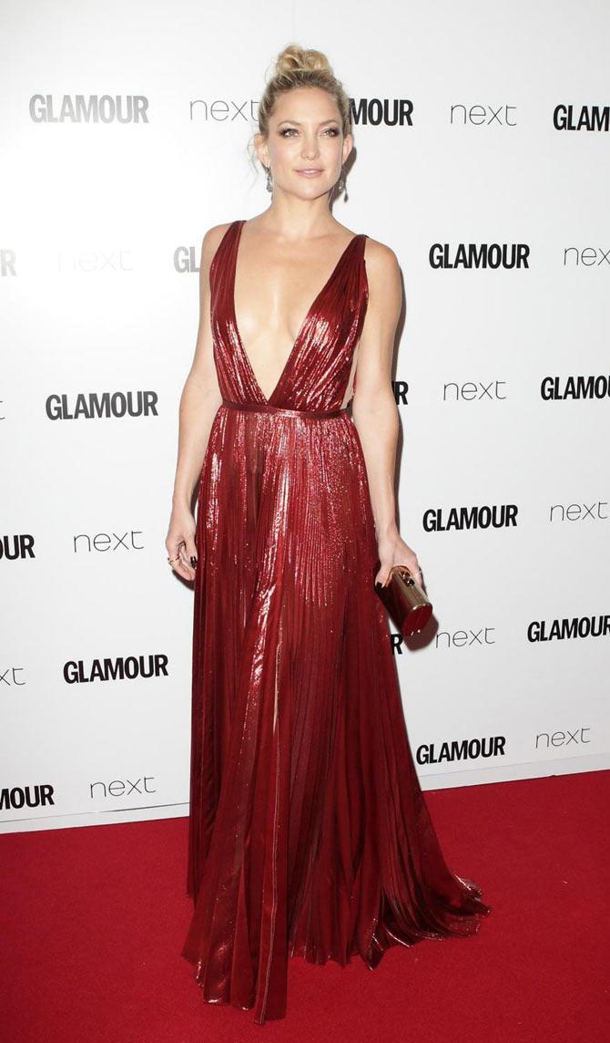 Beauty-образ дня: Кейт Хадсон похвасталась сногсшибательным макияжем