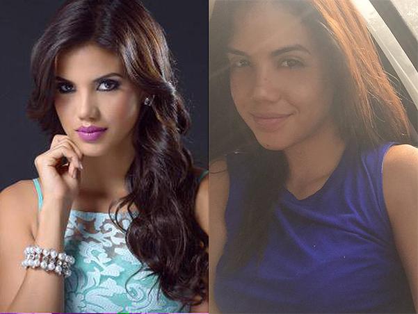 """Мисс Естественность: стало известно как участницы """"Мисс Вселенная 2015"""" выглядят без макияжа"""