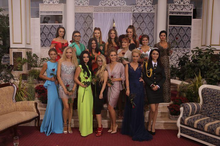 Холостяк 6 лучшие наряды участниц фото
