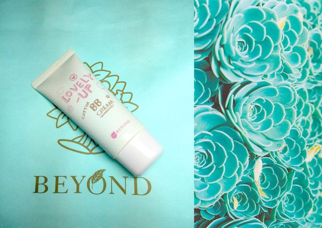 Lovely-up Cotton BB Cream отзывы