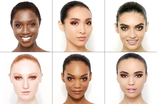 Универсальные: оттенки макияжа, которые смотрятся идеально на любой коже