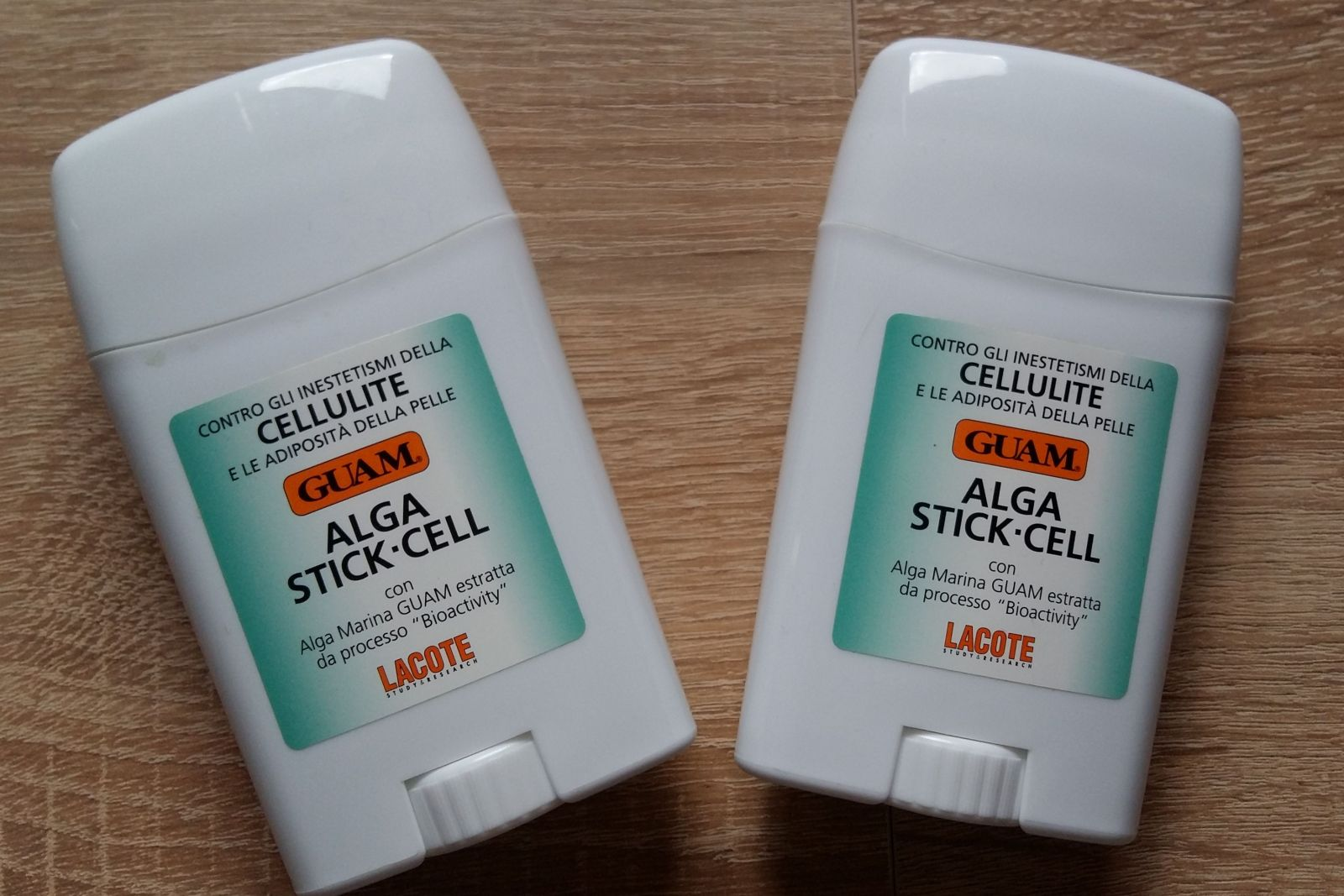 Антицеллюлитный стик GUAM Alga Stick Cell отзывы