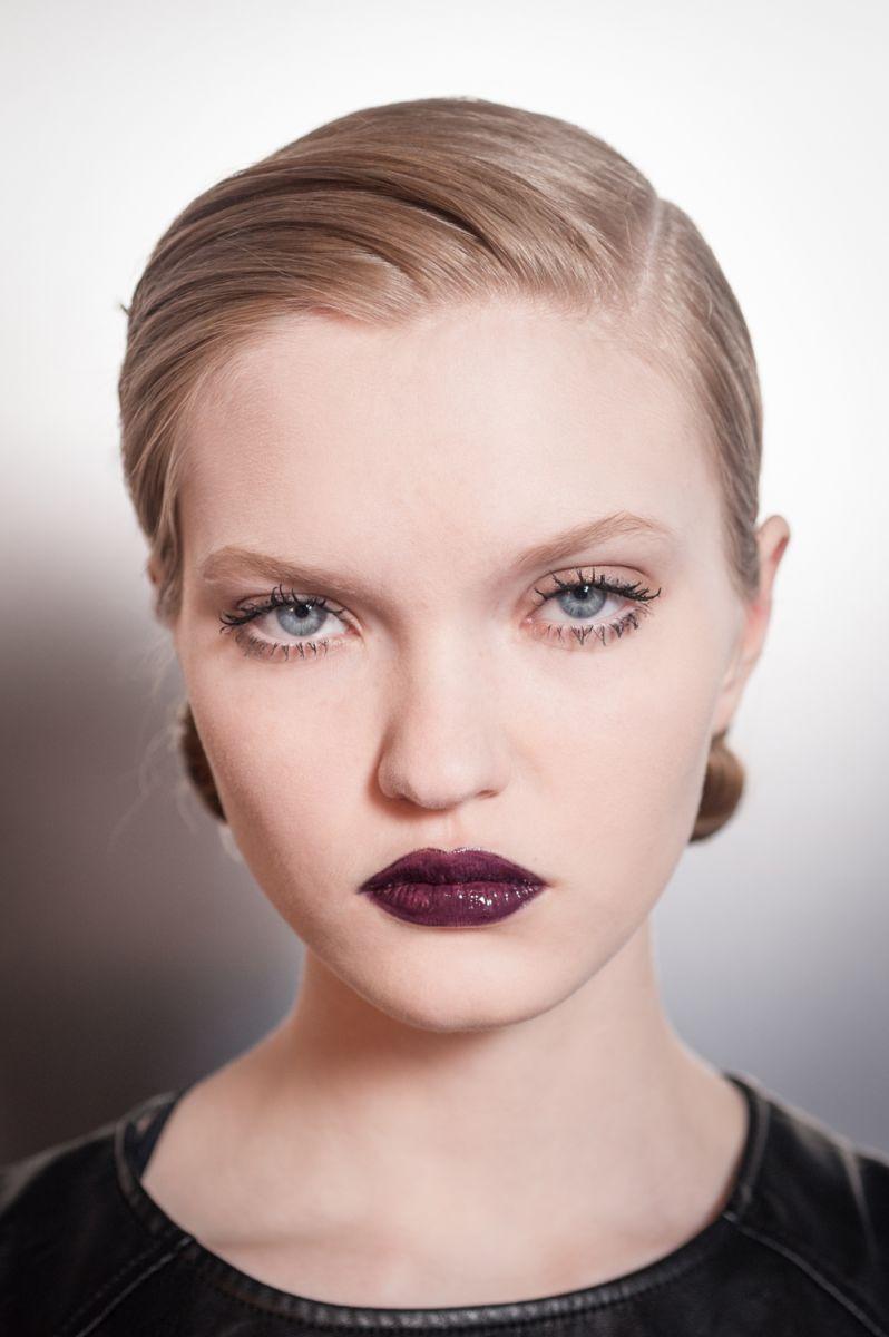 Мастер-класс от Питера Филипса: как повторить макияж с показа Dior осень-зима 2016