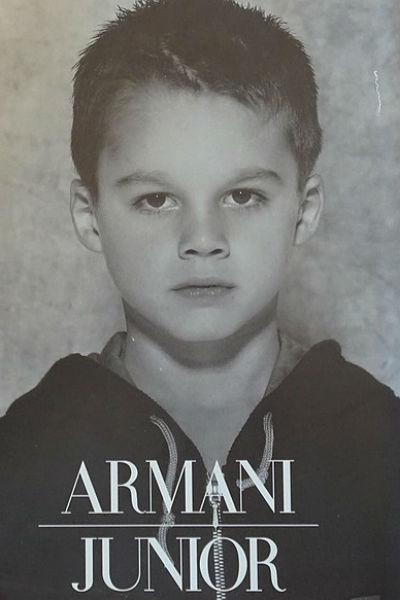 Цифры - моя страсть: самый сексуальный учитель математики станет лицом Armani