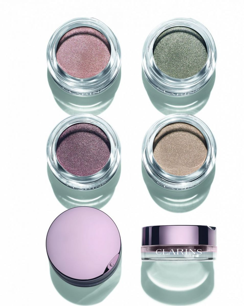 Обзор: Коллекция макияжа Clarins Instant Glow весна 2016 фото