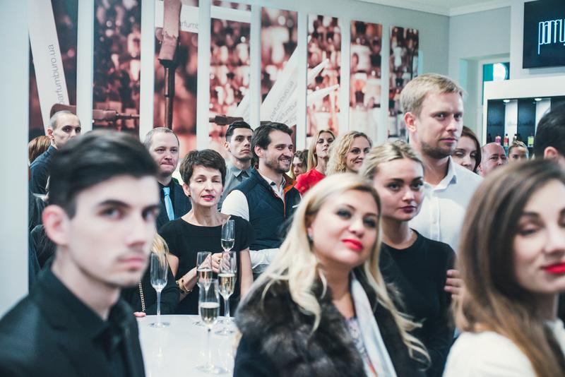 Проект parfum büro отпраздновал свою первую годовщину