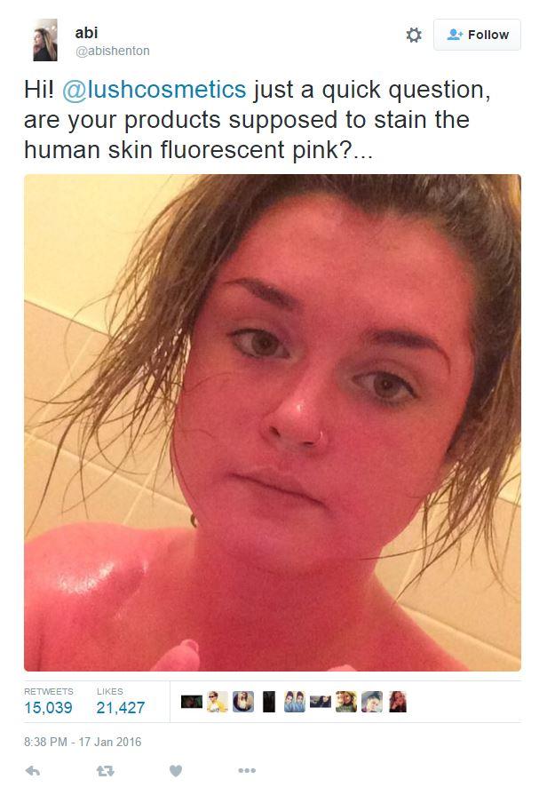 Розовые девочки: вокруг Lush в соцсетях разгорелся скандал!