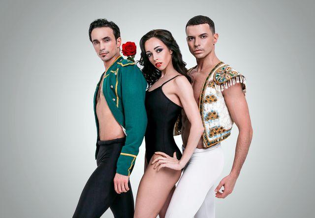 Александр Стоянов, Артур Гаспар и Екатерина Кухар