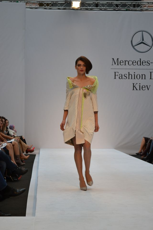 Mercedes-Benz Kiev Fashion Days бекстейдж