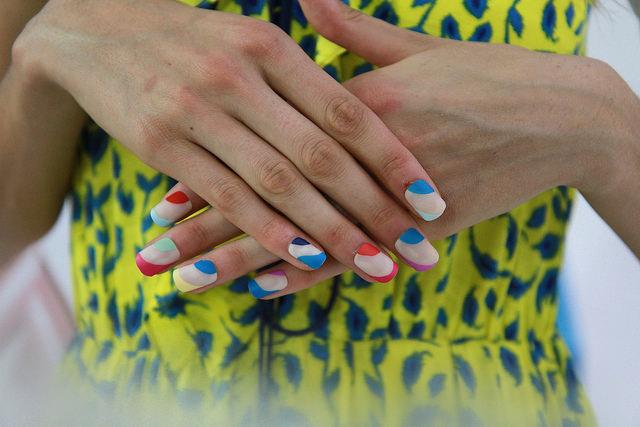 Модный маникюр: идеи для стильного маникюра с подиумов ведущих Домов моды (ФОТО)
