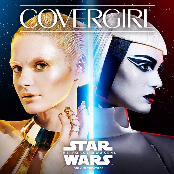 Звездные войны: коллекция макияжа Covergirl в честь культового фильма