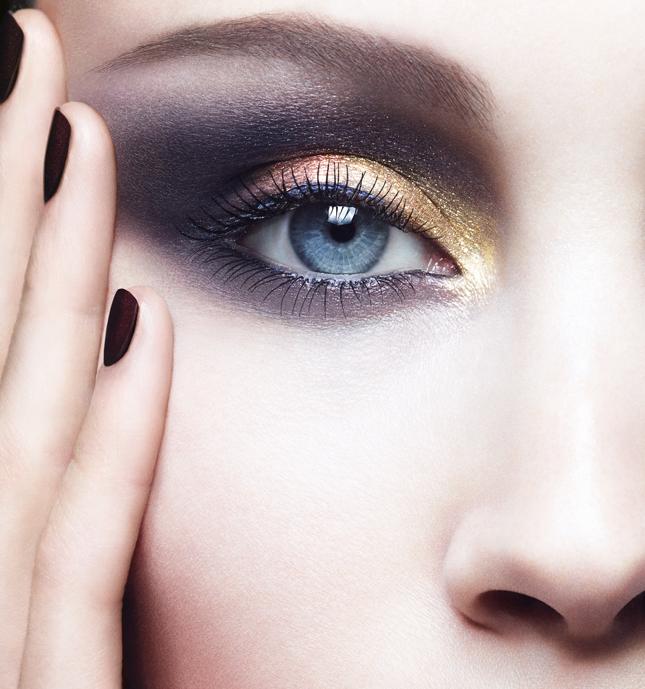 Рождественская коллекция макияжа Giorgio Armani Eclipse обзор
