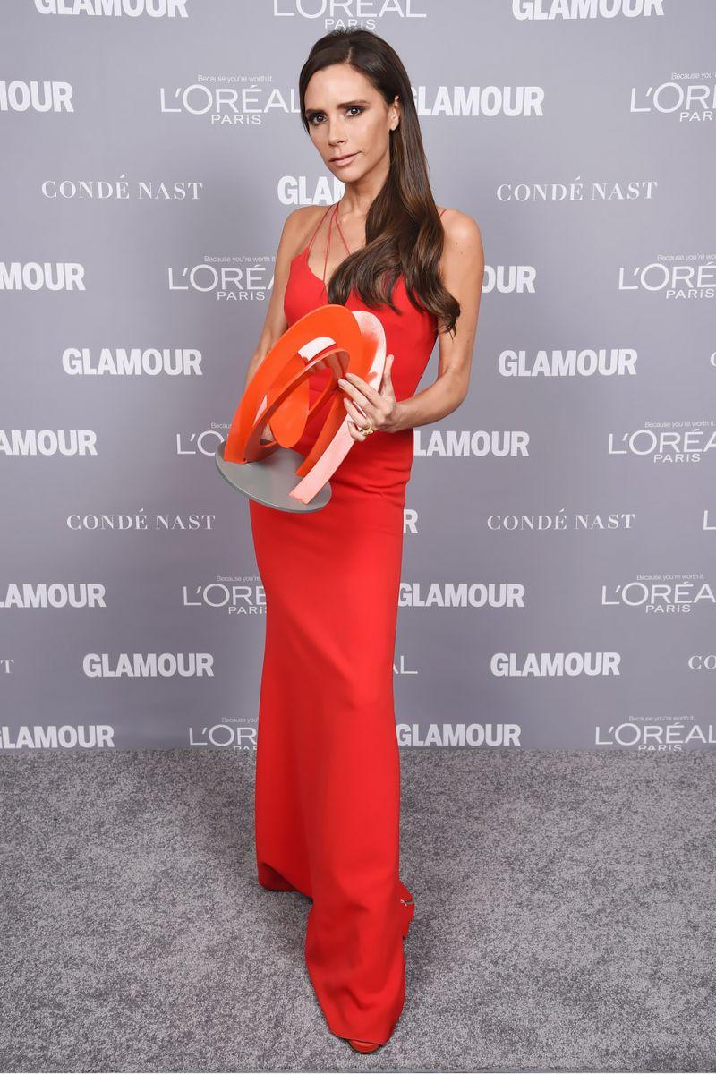 Женщина года 2015 по версии Glamour: Виктория Бекхэм, Кейтлин Дженнер, Андреа Пежич и другие гостьи