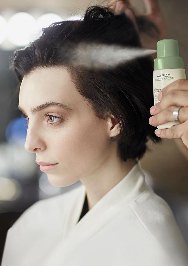 Чистая голова, чистая совесть: новинка от Aveda - сухой шампунь на защите окружающей среды
