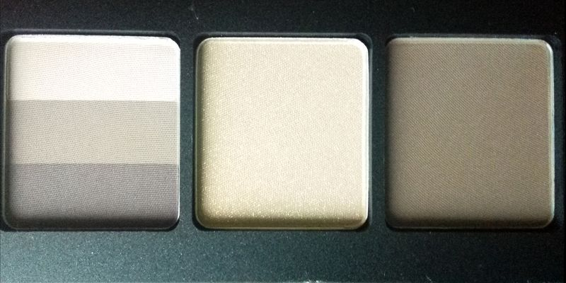 Eye Shadow Double Sparkle Square №456 обзор свотчи