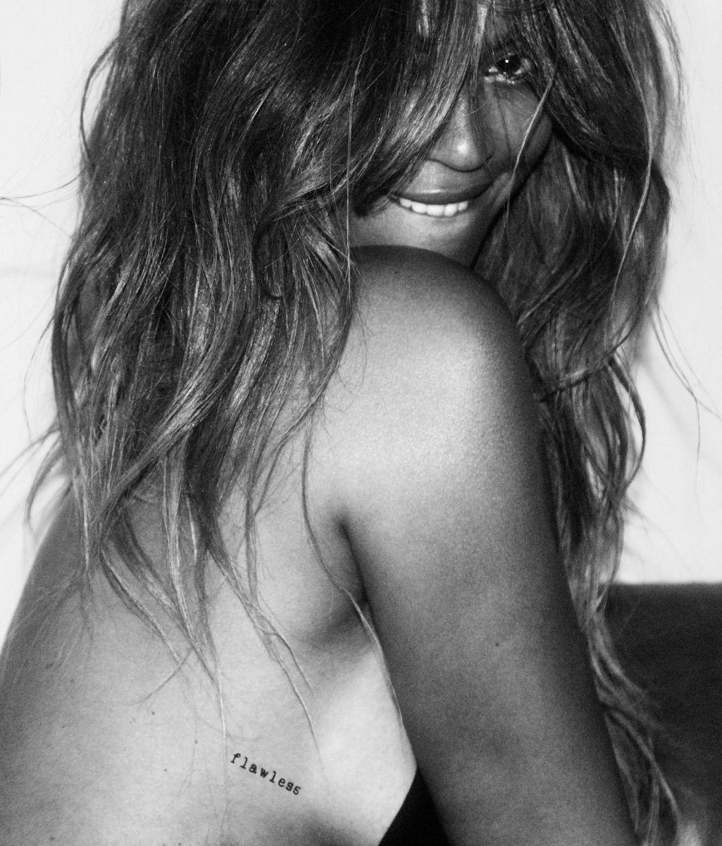 Тренд от звезды: Бейонсе показала как носить флэш-тату