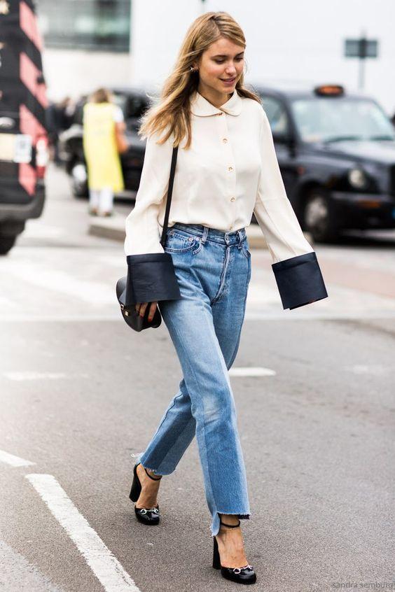 Модные джинсы осени 2016 (ФОТО)