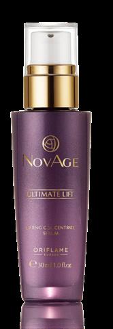 4 шага к молодости и 1 шаг к поездке в Стокгольм - знакомься с NovAge Ultimate Lift от Орифлэйм